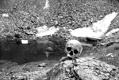 MOBILNA::Stravičan prizor koji krije jezero Rupkand (FOTO) | Kodex.ME
