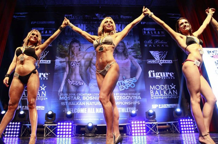 Balkansko prvenstvo u natural fitness-u i bodybilding-u odr�ano u ...